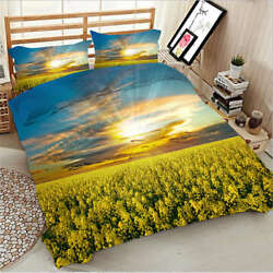 Watch The Sunrise 3d Printing Duvet Quilt Doona Covers Pillow Case Bedding Sets