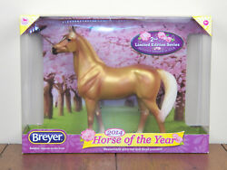 Breyer 2014 Horse Of The Year Limited Edition Amelia Appendix Quarter 62114*NEW*