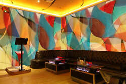 Abstract Paintings 3d Full Wall Mural Photo Wallpaper Printing Home Kids Decor