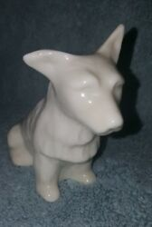Belleek Scottie Scottish Terrier