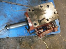 Ford Tw 35 Series 2 Farm Tractor 3 Point Hitch Lift Cylinder