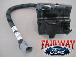 02 Thru 04 F-250 F-350 Super Duty Ford 4 And 7 Pin Trailer Tow Wiring Harness Plug