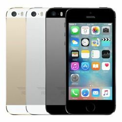 New Apple Iphone 5s 16/32/64gb Sprint Smartphone Gold/silver/gray