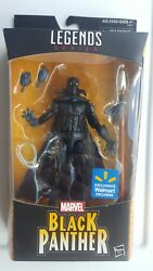 Marvel Legends Series 6 inch BLACK PANTHER Walmart Exclusive Figure by HASBRO