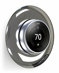 Wall Plate Cover For Nest Learning Thermostat Room Home