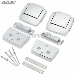 Tour Pak Premium Latches Hardware For Harley Electra Glide Ultra Limited FLHTK