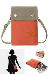 Small Crossbody Purse Bag For Teen Girls Adjustable Shoulder Strap Cell Phone US