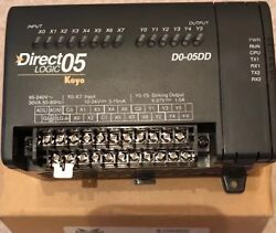 Automation Direct D0-05dr Plc Used