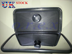 2x 14 X 7 Main Mirrors Truck Bus Recovery Head Left Right Wing Kit Universal