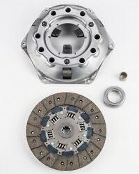 1950 Plymouth New Clutch Kit Pressure Plate Disc Throw Out Bearing Pilot Bushing