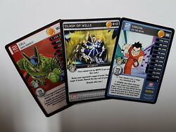 Dragon Ball Z Perfection - Common, Uncommon, Rare, Dr - You Pick From List