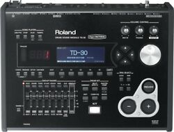 Roland Td-30 Drums Sound Module From Japan Ems
