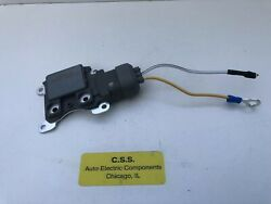 New Alternator Regulator Conversion Kit For Ford 3g 3 To1 One Wire Self Exciting