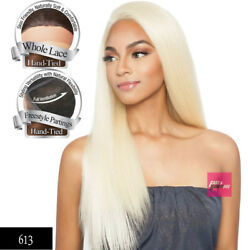 Bs408 - Mane Concept Isis Brown Sugar Whole Lace Wig Human Hair Style Mix