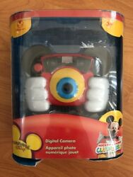 Brand New Playhouse Disney Digital Camera Mickey Mouse Clubhouse 8 Mb 3+