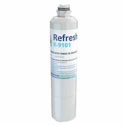 Refresh Replacement Water Filter - Fits Samsung Rs261mdrs Refrigerators
