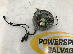 71 72 73 74 75 Omc Evinrude 20 25 35hp Stator Ingition Coil Pack Assembly Wire