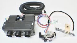 New Hot Rod Mini Air Conditioning Kit Under Dash Integrated Style Complete Kit