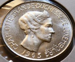 Luxembourg 1963 100 Francs L0009 Combine Shipping