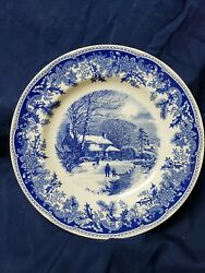Spode Blue And White