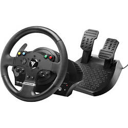 Thrustmaster Tmx Force Feedback Racing Wheel For Xbox One And Pc W/paddle Shifters