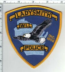 Ladysmith Police Wisconsin 2nd Issue Shoulder Patch