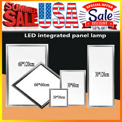 Dimmable 12w 18w 36w 42w Led Recessed Ceiling Panel Down Light Kitchen Bulb Lamp