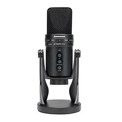 Samson G-Track Pro USB Studio Condenser Microphone w Audio Interface