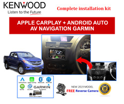 Kenwood Dnx5180s For Mazda Bt50 2012-2017 - Car Stereo Upgrade