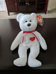 Andnbspvalentino Beanie Baby Rare Great Condition Red Tag 1994 With Errors