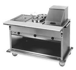 Eagle Group Deluxe Service Mate 35.75w Counter Top Buffet Hot Food Unit