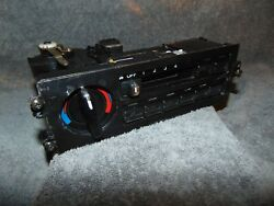 1988-1991 Honda CRX Oem RARE Climate Control Heater Assembly Switch AC SI HF DX