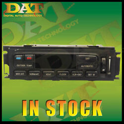 2002 2003 Ford F150  Digital Climate Control with Rear Defrost