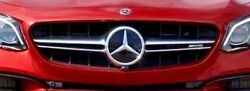 Mercedes-benz Brand Oem W213 E Class 2016+ Amg Front Grille Brand New