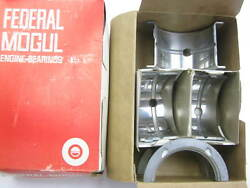 Federal Mogul 567m-40 Engine Main Bearings .040 Fits 1946-1953 Ford Tractor 120