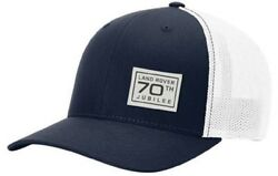 Land Rover Jubliee Classic Trucker Style Cap (NavyWhite)