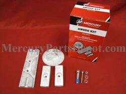 Mercury Marine 75-115hp And 150hp 4-stroke Outboards Anode Kit - Part 8m0107549