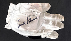 ARNOLD PALMER AUTOGRAPHED SIGNED CALLAWAY GAME USED WORN GOLF GLOVE BECKETT BAS