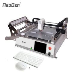 Cheap SMT Pick and Place Machine with Vision System 23 Feeders NeoDen3V-Std SMD
