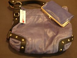 Tasche NWT Genuine Leather Hobo Bag With Matching Wallet Included