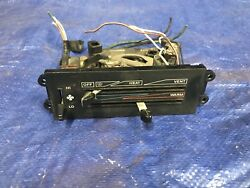 87-95 Jeep Wrangler YJ Factory Heater Control Defrost Fan Switch Wiring Pigtail
