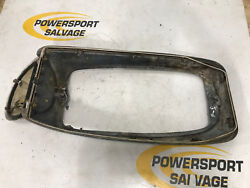 67 68 69 70 71 Omc Evinrude Johnson 35 40 Lower Hood Cover Back Cowling Assy