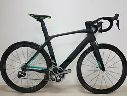 Trek Madone 9.2 56 Dura Ace Di2 Fulcrum Racing Speed XLR 50 (WORLDWIDE SHIPPING)
