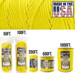 Cord Lanyard Paracord Rope Mil Spec Parachute Sports Outdoor Extreme Adrenaline