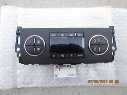 09-11 CHEVY SILVERADO 1500 LT LTZ AC HEATER CLIMATE TEMPERATURE CONTROL OEM NEW