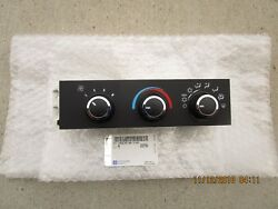 08 - 18 CHEVY EXPRESS 2500 3500 A/C HEATER CLIMATE TEMPERATURE CONTROL OEM NEW