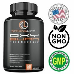 Stronglife Best Fat Burner Weight Loss Diet Pill Appetite Suppressant That Works