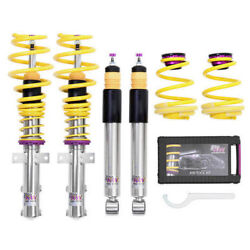 Kw V3 Variant 3 Coilovers Fits 04-10 Vw Touareg W/o Air Suspension 04+ 35271014