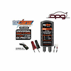 Ozcharge Pro Series 12v 1.5 Amp 8stage Battery Charger Maintainer For Watercraft