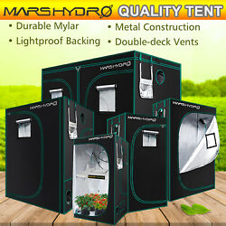 MarsHydro Grow Tent Diamond 1680D Reflective Mylar Room Indoor Plants Non Toxic